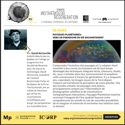 Dossier de presse | 1067-08 - Communiqué de presse | Congrès 50e anniversaire de l'AAPQ «Dégénération / Régénération, l'horizon temporel du paysage» - L'Association des architectes paysagistes du Québec (AAPQ) - Architecture de paysage - Crédit photo : KB