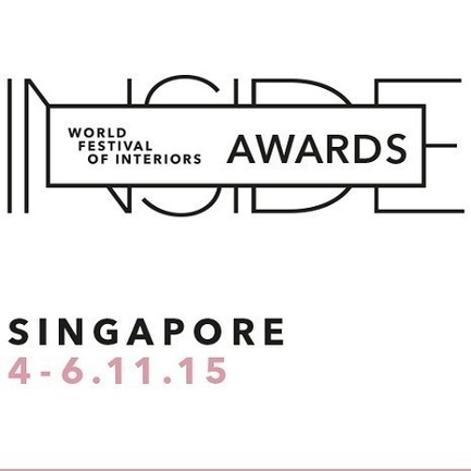 Dossier de presse | 1080-13 - Communiqué de presse | Call for Entries: Global design community to gather in Singapore for world's premier interior design awards - INSIDE: World Festival of Interiors - Design d'intérieur commercial