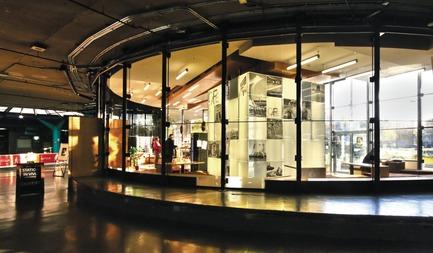 Press kit | 673-05 - Press release | Et les lauréats de la 7e édition des Grands Prix du Design sont… - Agence PID - Competition - CATÉGORIE RESTAURANT, BAR, CAFÉPRIX CAFÉCardin Ramirez JulienCafé en économie sociale - Photo credit: Vincent Audy