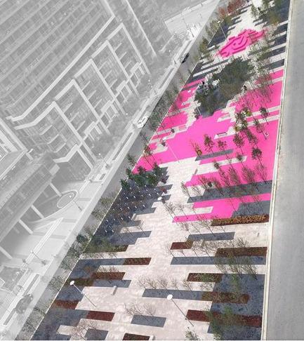 Dossier de presse | 809-15 - Communiqué de presse | Azure announces the finalists of the fifth annual AZ Awards - Azure Magazine - Concours - Landscape Architecture: GH3: June Callwood Park, Toronto, Canada<br> - Crédit photo :  AZ Awards 2015