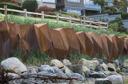 Dossier de presse | 809-15 - Communiqué de presse | Azure announces the finalists of the fifth annual AZ Awards - Azure Magazine - Concours - Landscape Architecture: aul Sangha Landscape Architecture: Metamorphous, Vancouver, Canada<br> - Crédit photo :  AZ Awards 2015