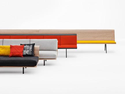 Dossier de presse | 809-15 - Communiqué de presse | Azure announces the finalists of the fifth annual AZ Awards - Azure Magazine - Concours - Furniture Design: Arper: Zinta, by Lievore Altherr Molina<br> - Crédit photo :  AZ Awards 2015