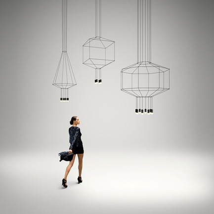 Dossier de presse | 809-15 - Communiqué de presse | Azure announces the finalists of the fifth annual AZ Awards - Azure Magazine - Competition - Lighting Fixtures: Vibia: Wireflow, by Arik Levy<br> - Crédit photo :  AZ Awards 2015