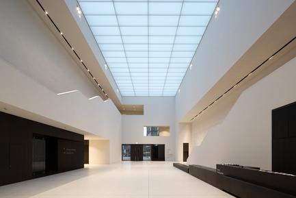 Dossier de presse | 809-15 - Communiqué de presse | Azure announces the finalists of the fifth annual AZ Awards - Azure Magazine - Concours - Lighting Installations: Licht Kunst Licht: Art Museum Ahrenshoop<br> - Crédit photo :  AZ Awards 2015