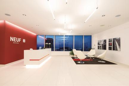 Dossier de presse | 673-05 - Communiqué de presse | Et les lauréats de la 7e édition des Grands Prix du Design sont… - Agence PID - Concours - CATÉGORIE BUREAUPRIX BUREAU DE MOINS DE 20 000 pi2NEUF Architect(e)sBureau NEUF Architect(e)s - Crédit photo : Alexandre St-Jean