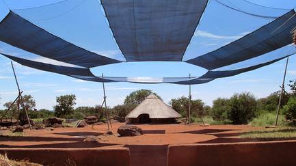 Dossier de presse | 809-15 - Communiqué de presse | Azure announces the finalists of the fifth annual AZ Awards - Azure Magazine - Concours - Social Good Award: Richard Kroeker Design: Rasesa Music and Dance Space, Mochudi, Botswana<br> - Crédit photo :  AZ Awards 2015