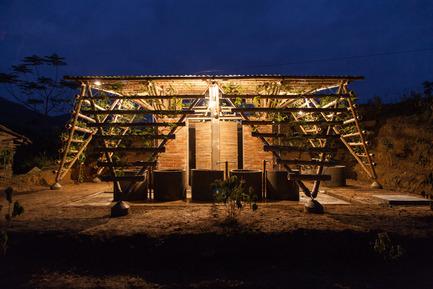 Dossier de presse | 809-15 - Communiqué de presse | Azure announces the finalists of the fifth annual AZ Awards - Azure Magazine - Competition - Social Good Award: H&P Architects: Toigetation, Cao Bang, Vietnam<br> - Crédit photo :  AZ Awards 2015