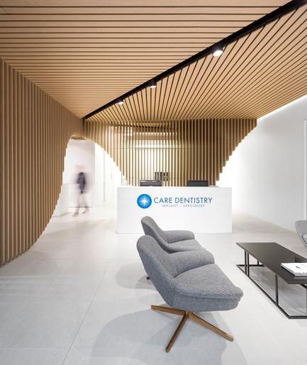 Press kit | 967-02 - Press release | Care Implant Dentistry - Pedra Silva Arquitectos - Commercial Architecture - Photo credit:   Fernando Guerra &nbsp;http://ultimasreportagens.com/<br>