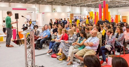 Press kit | 1548-04 - Press release | May Design Series announces its new complimentary conference and seminar programme - UBM EMEA Built Environment - Commercial Interior Design - May Design Series 2014<br> - Photo credit: UBM