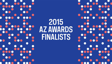 Dossier de presse | 809-15 - Communiqué de presse | Azure announces the finalists of the fifth annual AZ Awards - Azure Magazine - Competition - Crédit photo : AZ Awards 2015<br>