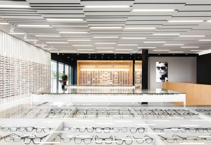 Dossier de presse | 673-05 - Communiqué de presse | Et les lauréats de la 7e édition des Grands Prix du Design sont… - Agence PID - Concours - CATÉGORIE PRIX SPÉCIAUXPRIX SPÉCIAL ÉCLAIRAGELa SHED architectureL'Aire Visuelle, optométristes-opticiens - Crédit photo : Maxime Brouillet