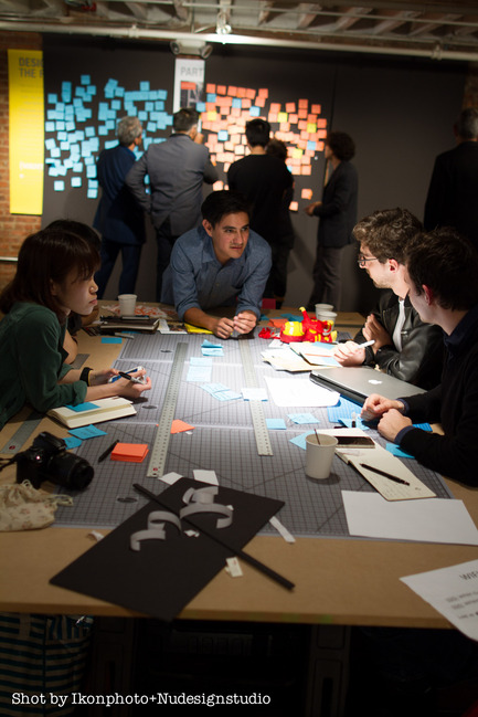 Dossier de presse | 1602-02 - Communiqué de presse | WantedDesign announces 2015 programming for Manhattan and Brooklyn - WantedDesign - Event + Exhibition - Design Schools Workshop - Crédit photo : IkonPhotoandNudesignstudio
