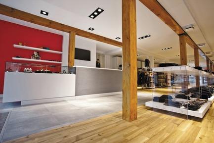 Press kit | 673-05 - Press release | Et les lauréats de la 7e édition des Grands Prix du Design sont… - Agence PID - Competition - CATÉGORIE PRIX SPÉCIAUXPRIX SPÉCIAL GRANDE IDÉE À PETIT BUDGETHatem+D ArchitectureBoutik Suisse - Photo credit: Hatem+D Architecture