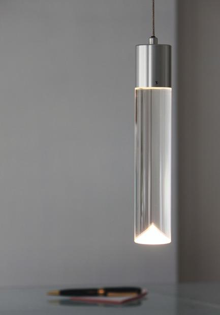 Dossier de presse | 1615-01 - Communiqué de presse | Canadian Lighting Company Archilume Unveils New LED Chandeliers at  ICFF, May 16-19, 2015 - Archilume - Lighting Design - Archlume P1 Light<br> - Crédit photo : Archilume