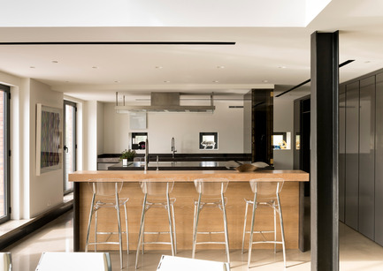 Dossier de presse | 1135-02 - Communiqué de presse | Custom Industrial Chic - Les Ensembliers - Residential Interior Design - Crédit photo : André Rider