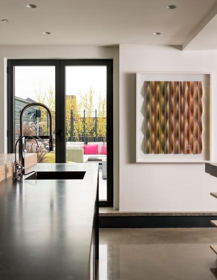 Dossier de presse | 1135-02 - Communiqué de presse | Industriel chic sur mesure - Les Ensembliers - Design d'intérieur résidentiel - Crédit photo : André Rider