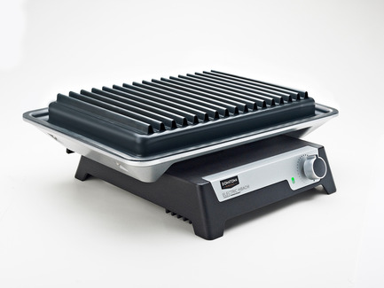 Press kit | 1133-03 - Press release | Electric Hibachi: an electric grill adapted to urban living - ALTO Design - Industrial Design - Photo credit: Denis Gendron