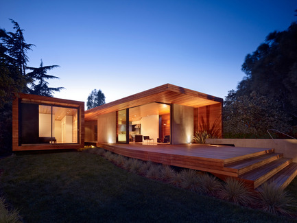 Press kit | 1187-03 - Press release | Announcing AIA San Francisco 2015 Design Awards winners - American Institute of Architects, San Francisco Chapter (AIA SF) - Competition - Bal House by Terry and Terry Architecture - Photo credit: Bruce Damonte Photography