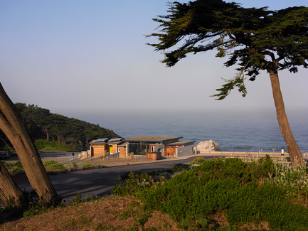 Press kit | 1187-03 - Press release | Announcing AIA San Francisco 2015 Design Awards winners - American Institute of Architects, San Francisco Chapter (AIA SF) - Competition - Lands End Lookout and Visitor's Center by EHDD - Photo credit: Michael David Rose Photography