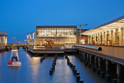 Press kit | 1187-03 - Press release | Announcing AIA San Francisco 2015 Design Awards winners - American Institute of Architects, San Francisco Chapter (AIA SF) - Competition - The Exploratorium at Pier 15 by EHDD - Photo credit: Bruce Damonte