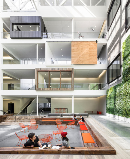 Press kit | 1187-03 - Press release | Announcing AIA San Francisco 2015 Design Awards winners - American Institute of Architects, San Francisco Chapter (AIA SF) - Competition - 888 Brannan by Gensler - Photo credit: Jasper Sandid