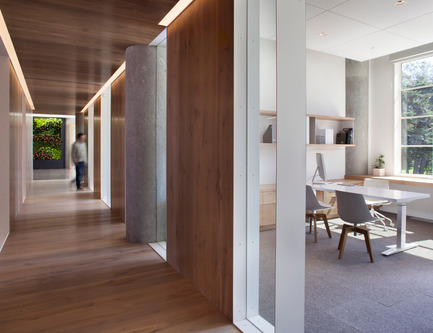 Press kit | 1187-03 - Press release | Announcing AIA San Francisco 2015 Design Awards winners - American Institute of Architects, San Francisco Chapter (AIA SF) - Competition - Presidio VC Offices by Feldman Architecture - Photo credit: Paul Dyer Photography
