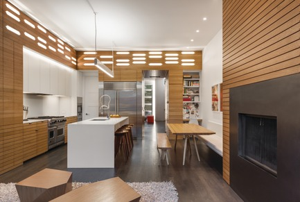 Press kit | 1187-03 - Press release | Announcing AIA San Francisco 2015 Design Awards winners - American Institute of Architects, San Francisco Chapter (AIA SF) - Competition - Bucktown Residence byMin | Day - Photo credit: Paul Crosby Architectural Photography