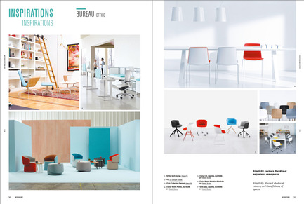 Press kit | 611-20 - Press release | Index-Design lance la 8e édition du Guide - 300 Adresses design pour aménager et rénover - Index-Desig - Édition - Section bureau - Photo credit: Index-Design