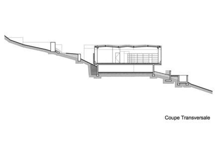 Dossier de presse | 921-03 - Communiqué de presse | Individual House - Elodie Nourrigat et Jacques Brion architectes - Immobilier