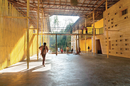 Dossier de presse | 809-13 - Communiqué de presse | Azure announces the winners of the fifth annual AZ Awards - Azure Magazine - Concours - Commercial   ⁄  Institutional Architecture Under 1,000 Square Metres:  SchilderScholte Architecten: Pani Community Centre, Rajarhat, Bangladesh - Crédit photo : n/a