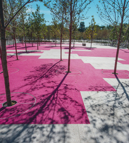 Dossier de presse | 809-13 - Communiqué de presse | Azure announces the winners of the fifth annual AZ Awards - Azure Magazine - Concours - Landscape Architecture: GH3: June Callwood Park, Toronto, Canada - Crédit photo : n/a