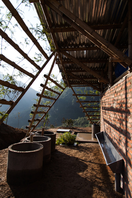 Press kit | 809-13 - Press release | Azure announces the winners of the fifth annual AZ Awards - Azure Magazine - Competition - Social Good Award: H&amp;P Architects: Toigetation, Cao Bang, Vietnam<br> - Photo credit: n/a