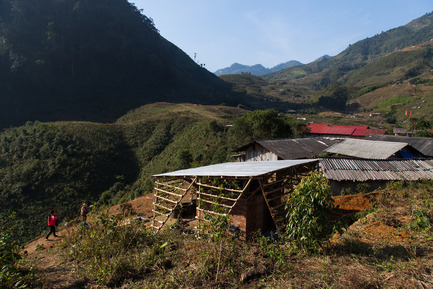 Press kit | 809-13 - Press release | Azure announces the winners of the fifth annual AZ Awards - Azure Magazine - Competition - Social Good Award: H&P Architects: Toigetation, Cao Bang, Vietnam - Photo credit: n/a