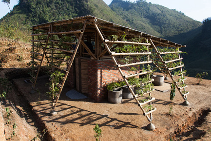 Dossier de presse | 809-13 - Communiqué de presse | Azure announces the winners of the fifth annual AZ Awards - Azure Magazine - Concours - Social Good Award: H&P Architects: Toigetation, Cao Bang, Vietnam - Crédit photo : n/a