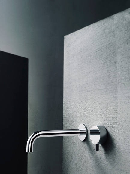 Press kit | 1621-03 - Press release | Discover ABOUTWATER by Fantini + Boffi at Batimat - Batimat - Residential Interior Design - ABOUTWATER - AF/21 FUKASAWA - Photo credit: FANTINI + BOFFI