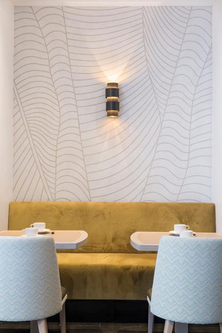 Dossier de presse   1112-02 - Communiqué de presse   Hôtel Royal, Paris - Emma Donnersberg Interiors - Commercial Interior Design - Crédit photo :  Stephane Julliard
