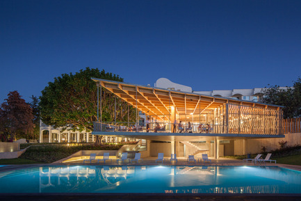 Press kit | 1830-01 - Press release | Announcing the winners of the 2015 FAD Architecture and Interior Design Awards - FAD - Fostering Arts and Design - Competition - Ozadi Tavira Hotel, de Pedro Campos Costa  - Photo credit:  José Campos