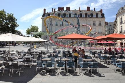 Press kit | 985-04 - Press release | Stellar - Baptiste Debombourg - Évènement + Exposition - Photo credit: Courtoisie de la Galerie Patricia Dorfmann - Paris