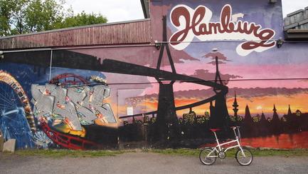 Dossier de presse | 1833-01 - Communiqué de presse | The first urban compact bike - VELLO bike - Industrial Design - VELLO bike in Germany - Crédit photo : Jörg Maltzan
