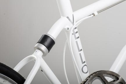 Dossier de presse | 1833-01 - Communiqué de presse | The first urban compact bike - VELLO bike - Industrial Design - Magnetic latch (patent pending) - Crédit photo : V.Kutinkov