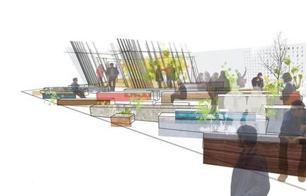 Press kit | 1818-03 - Press release | 100% Design 2015 commissions design features - 100% Design - Event + Exhibition - Mattergarden - Photo credit: Mette
