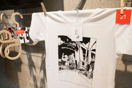 Dossier de presse | 562-37 - Communiqué de presse | Code Souvenir Montréal: Souvenir and gift catalogue 2014–2015 - Bureau du design - Ville de Montréal - Édition - Toma Objets et/ and Chic Moustache Boutique CODE SOUVENIR MONTRÉAL @ C2-MTLCODE SOUVENIR MONTRÉAL pop-up store @ C2-MTL  - Crédit photo : Mathieu Rivard
