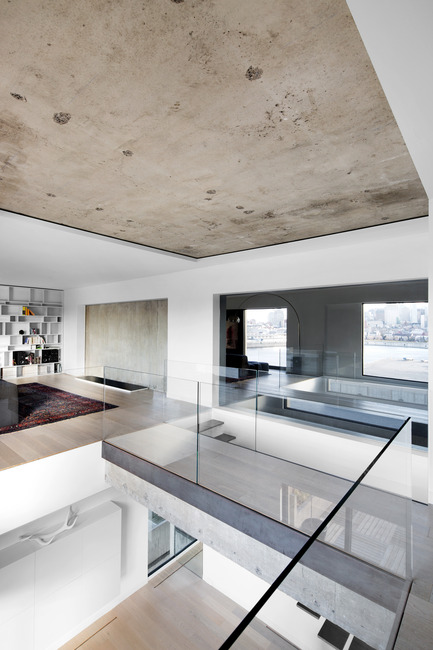 Press kit | 1206-01 - Press release | H67 / Studio Practice - Marie-Pierre Auger Bellavance - Residential Architecture - Photo credit: Adrien Williams