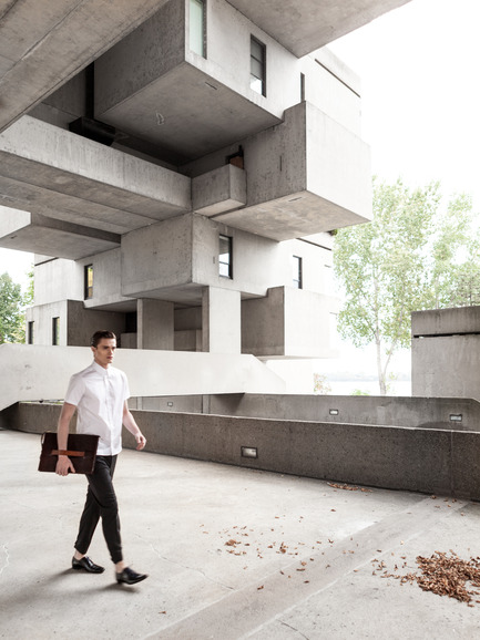 Press kit | 1206-01 - Press release | H67 / Studio Practice - Marie-Pierre Auger Bellavance - Residential Architecture - Photo credit:  Gorgin S. Fazli