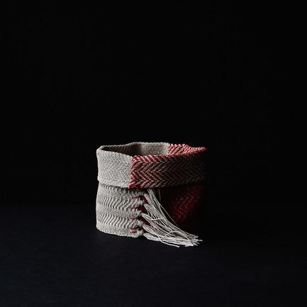 Dossier de presse | 1843-01 - Communiqué de presse | C'est Chic! Conçu au Québec - Chic & Basta - Produit - Sainte Marie design textile - Chanvre tissé - Crédit photo :  Chic & Basta