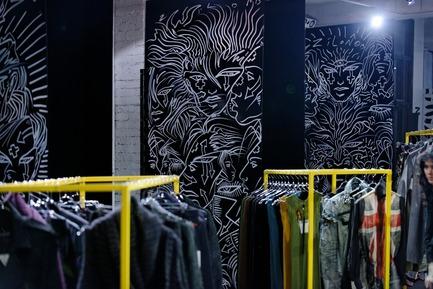 Press kit | 1007-02 - Press release | Quai 417 shop invite Zïlon - Quai 417 - Art - Photo credit: Pierre Bélanger