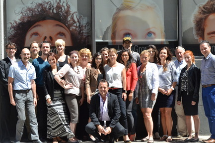 Press kit | 1152-04 - Press release | LumiGroup ranks No. 370 on the 2015 PROFIT 500 - LumiGroup - Competition - LumiGroup's team - Photo credit: LumiGroup
