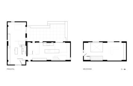 Press kit | 1206-01 - Press release | H67 / Studio Practice - Marie-Pierre Auger Bellavance - Residential Architecture - Photo credit: Studio Practice