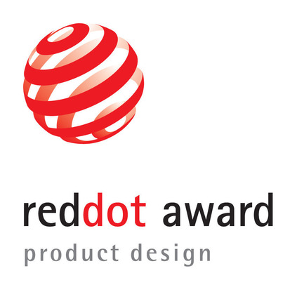 Dossier de presse | 1696-05 - Communiqué de presse | Designers and manufacturers go after the coveted design prize: The competition for the Red Dot Award kicks off at the end of October - Red Dot Award - Competition -  Red Dot Award Product Design logo  - Crédit photo : Red Dot