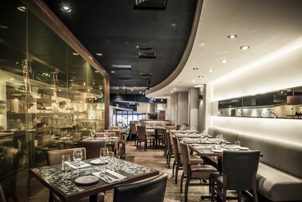 Press kit | 1617-05 - Press release | Ferreira Café opens its doors to an all-new décor! - Ferreira Café - Commercial Interior Design - Ferreira Café - Photo credit: Ferreira Café